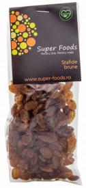 Stafide brune 100gr Super Foods