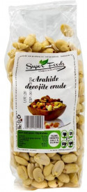 Arahide decojite crude 250g Super Food