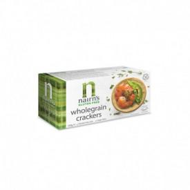 Crackers fara gluten din ovaz integral Nairn's 137g