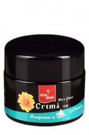 Crema cu galbenele 33gr Nera Plant