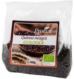 Eco/Bio quinoa neagra 400gr Pronat
