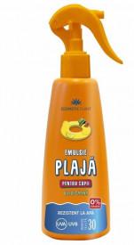 Emulsie plaja kids spf 30 rezistenta la apa 200ml Cosmetic Plant