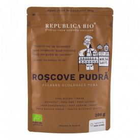 Roscove pudra Eco 200g Republica Bio