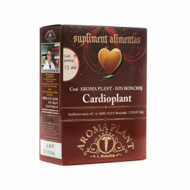 Ceai cardioplant cura 15zile 160g