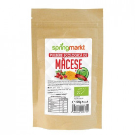 Pulbere de macese 100g Eco Spring Markt