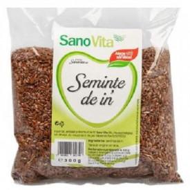 Seminte de in 300g Sanovita