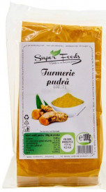 Turmeric macinat 100g Super Foods