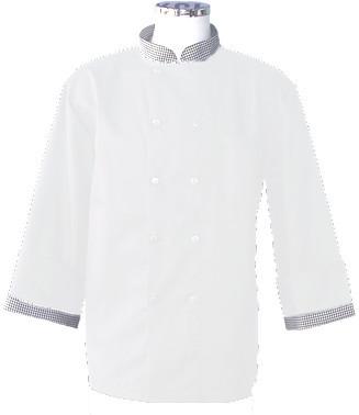 Jaqueta Cozinheiro - Manga Comprida