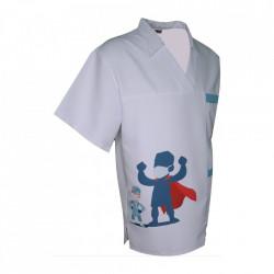 Pijama Cirurgico Estampado