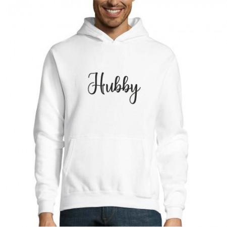 Hanorac personalizat Hubby