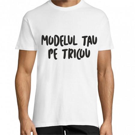 Tricou personalizat cu modelul tau