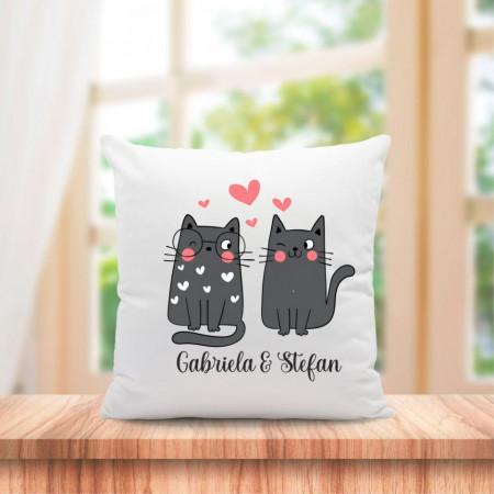 Perna personalizata pisicute II