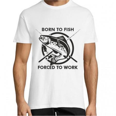Tricou personalizat pescar