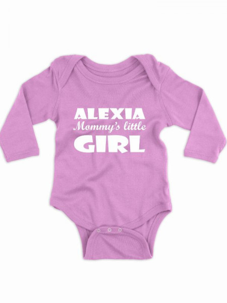 Body personalizat Mommy little princess