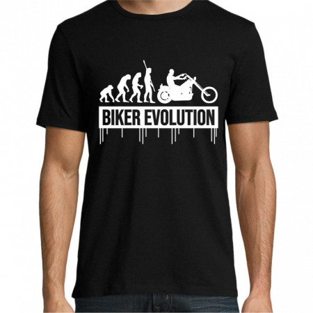 Tricou Biker evolution
