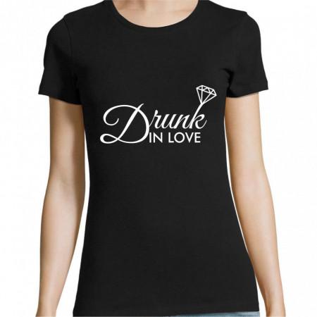 Tricou Drunk in love