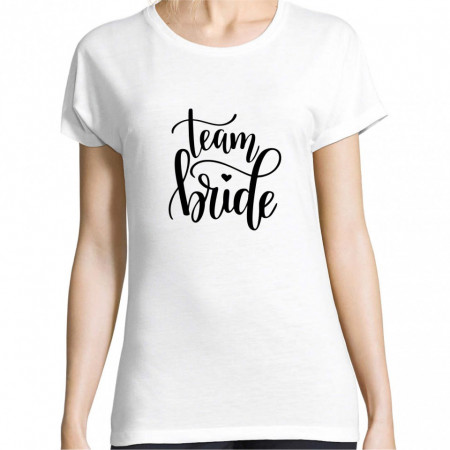 Tricou Team Bride