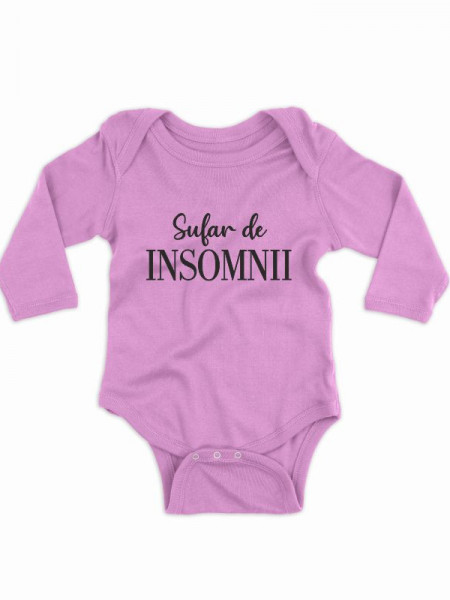 Body personalizat Sufar de insomnii