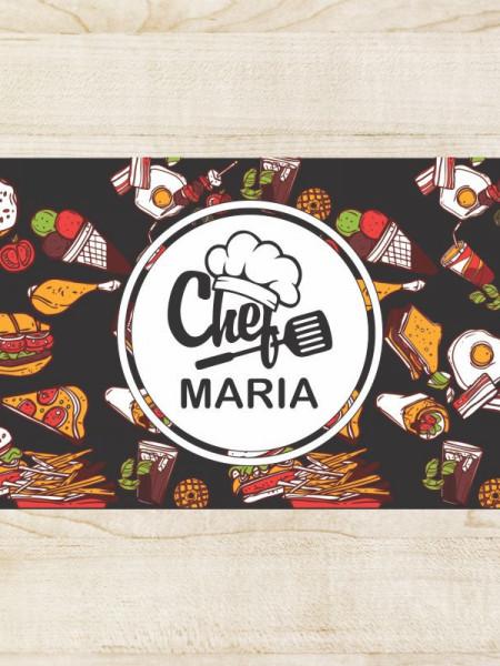 Tocator personalizat chef