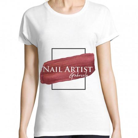 Tricou Nail's artist