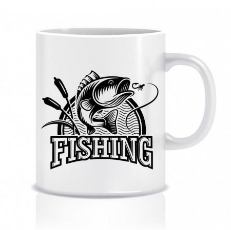 Cana personalizata FISHING