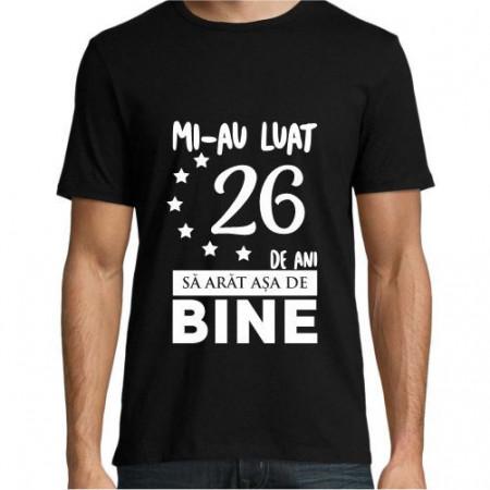 Tricou personalizat Mi-au luat ani sa arat asa