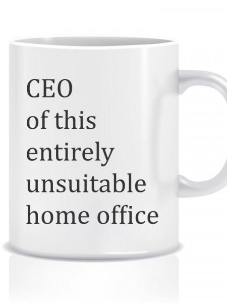 Cana personalizata CEO