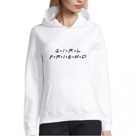 Hanorac personalizat Girl Friend