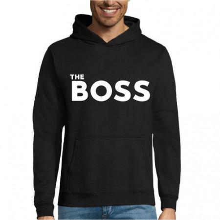 Hanorac personalizat The Boss