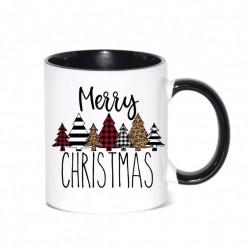Cana personalizata Merry Christmas