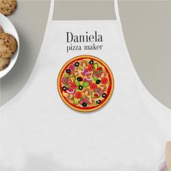 Sort de bucatarie personalizat Pizza
