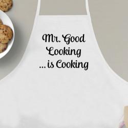 Sort personalizat Mr. Good Looking is cooking