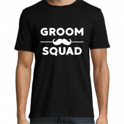 Tricou GROOM SQUAD