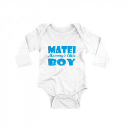 Body personalizat Mommy little prince