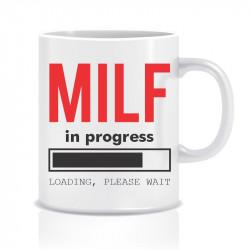 Cana personalizata MILF