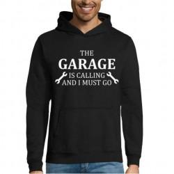 Hanorac personalizat GARAGE