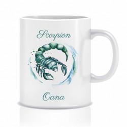 Cana zodiac cu nume - scorpion
