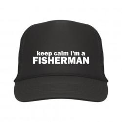 Sapca personalizata pescar