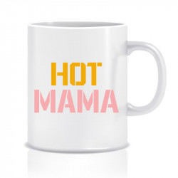 Cana personalizata HOT MAMA