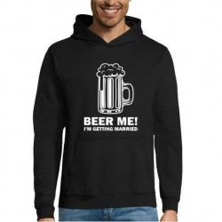 Hanorac personalizat Beer me