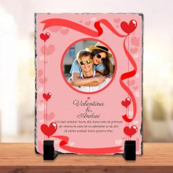Piatra personalizata pentru cupluri