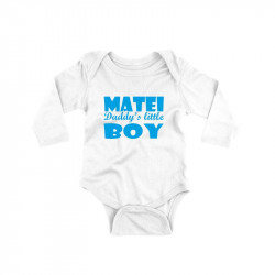 Body personalizat Daddy little prince