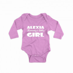 Body personalizat Mommy little princess