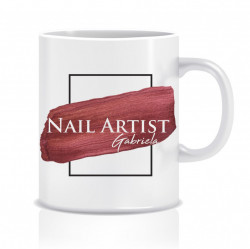 Cana personalizata NAILS ARTIST