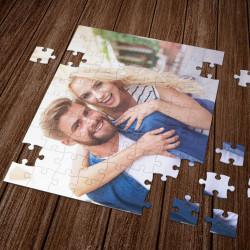 Puzzle A4 personalizat cu o fotografie