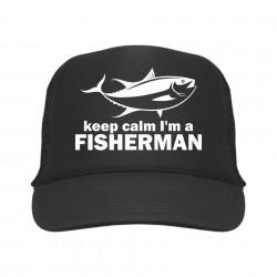 Sapca personalizata pentru pescari