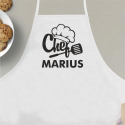 Sort de bucatarie personalizat Chef