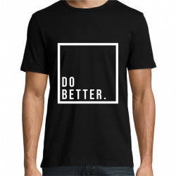 Tricou Do better