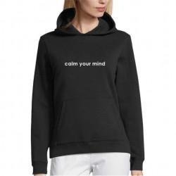 Hanorac personalizat calm your mind