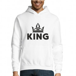 Hanorac personalizat King